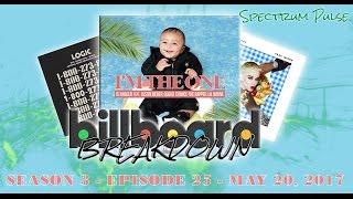 Billboard BREAKDOWN - Hot 100 - May 20, 2017