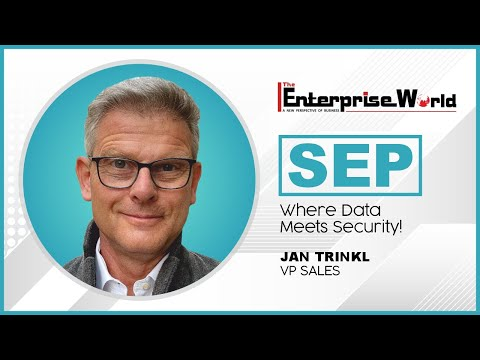 In Conversation with Jan Trinkl | SEP | The Most Recommended HPE Solution Providers to watch in 2021