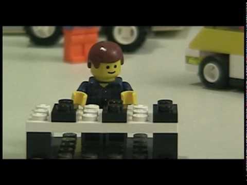 Lego Fireflies Owl City