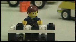 Lego Fireflies Owl City