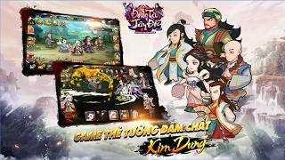 Trải Nghiệm Game Mobile Đông Tà Tây Độc