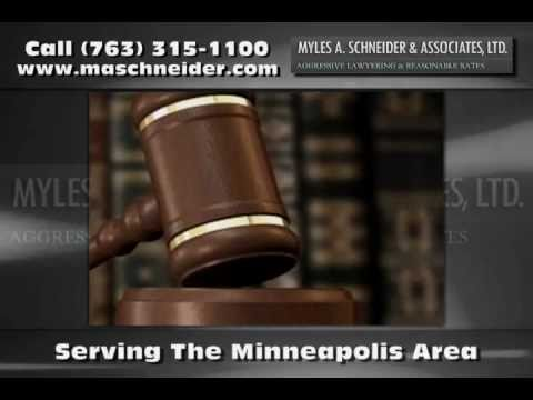 Attorney in Brooklyn Park MN - Myles A Schneider
