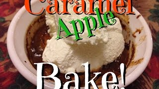 Caramel Apple Bake!