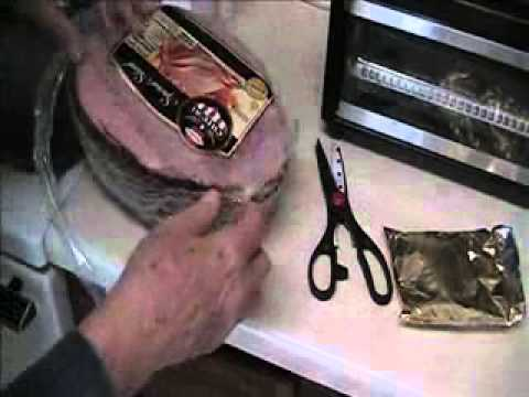 How To Cook Spiral Sliced Ham Youtube