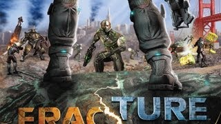 CGRundertow FRACTURE for Xbox 360 Video Game Review