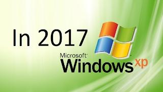 Windows XP in 2017