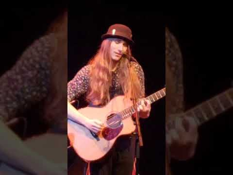 Sawyer Fredericks Swyer Theatre The Egg PAC SawyerIsAnAngel 10 28 18