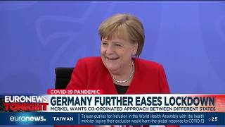 Germany further eases lockdown