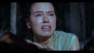 Реакция Дэйзи Ридли на финальный трейлер «Звёздных войн: Пробуждение силы»