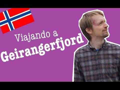 Visitando el Fiordo de Geiranger - Geirangerfjord  - Mexicana en Noruega ♥ Vlog 54 [Pame Koselig]