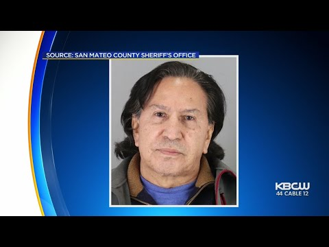 Former President Of Peru Arrested In Menlo Park For Public Intoxication