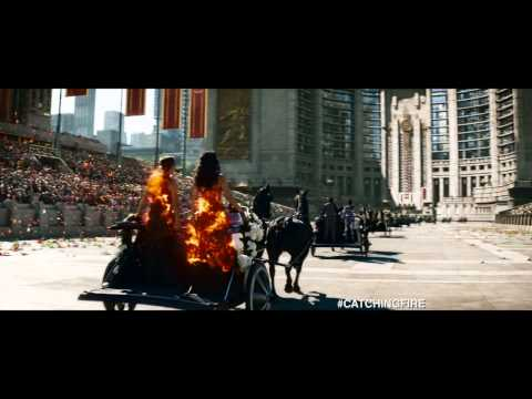 TV SPOT En Llamas con We Remain - Christina Aguilera / Catching Fire TV Spot Videos De Viajes