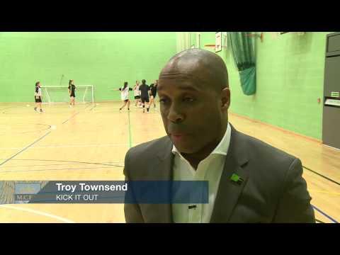 Toni Duggan launches CITC girls football project