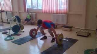 Рывок 100 кг