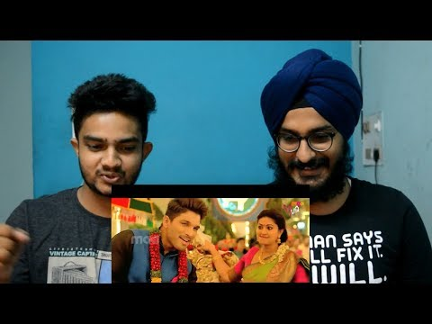 Super Machi REACTION ||Allu Arjun, Upendra, Sneha