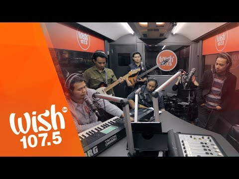"MILAN performs ""Hiya"" LIVE on Wish 107.5 Bus"