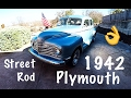 1942 Plymouth Special Deluxe, Walkaround and Start Up.