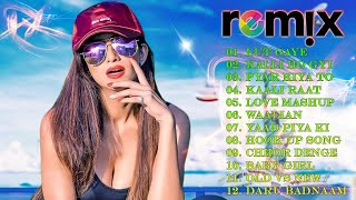 BOLLYWOOD HINDI REMIX ☼ NONSTOP DANCE PARTY DJ MIX ☼ BEST REMIXES OF BOLLYWOOD SONG 2021