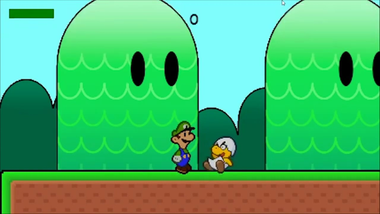 [Vinesauce] Vinny – Shitty Luigi Games Highlights