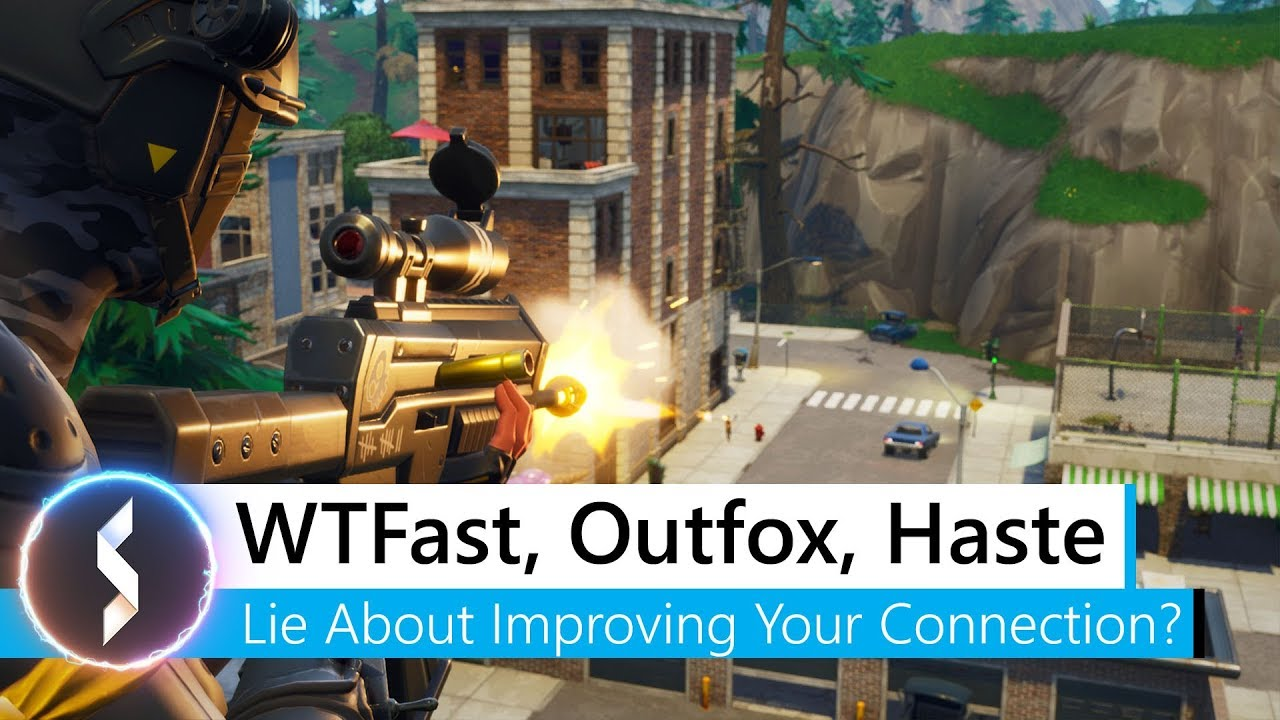 WTFast, Outfox & Haste Lie About Improving Your Connection?