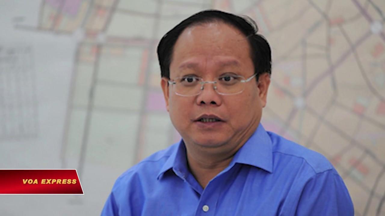 Lãnh đạo thành ủy TP. HCM bị đề nghị kỉ luật (VOA)
