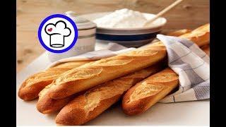 BAGUETTE  selber backen Französisches Baguette  sehr einfach