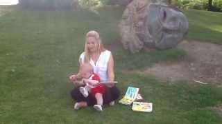 Como elegir un libro o cuento para tu bebe