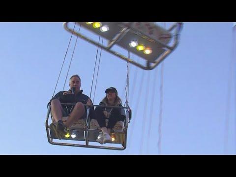 Kohr at Oregon State Fair