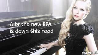 Avril Lavigne feat. Chad Kroeger - Let Me Go (Lyrics) HD