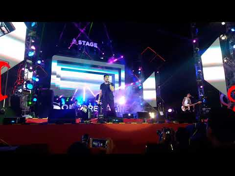 Andra and The Backbone - Musnah Soundrenaline 2017
