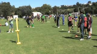Parnell Cricket Club Adaptive Cricket Day - Fielding (2/3)