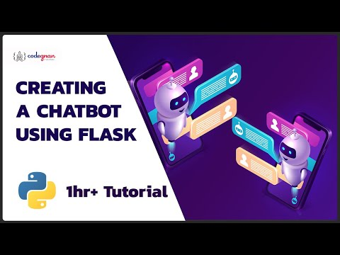 How To Make A Chatbot In Python | Simple Chatbot With Flask | Chatbot Tutorial | Codegnan
