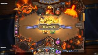 Hearthstone Tavern Brawl, Ep.22 - Showdown at Blackrock Mountain, Round 2