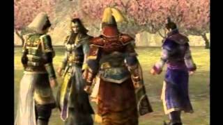 DW5 Empires All Ending Scenes