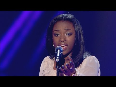 Ruth-Ann St Luce performs 'Run' - The Voice UK - Blind Auditions 3 - BBC One
