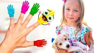 Kinderlied - Finger familie    Finger Family Song for Kids
