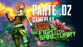 Borderlands 2: DLC Commander Lilith & The Fight For Sanctuary - Parte 2