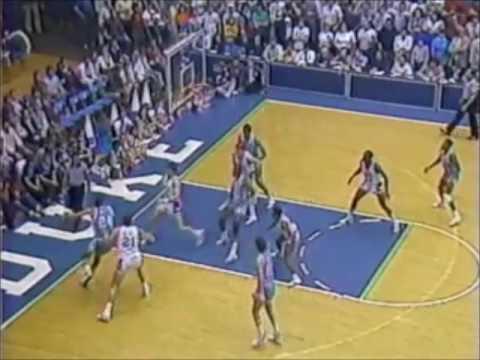 3/2/1985 - UNC Tar Heels vs. Duke Blue Devils