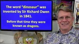 "Leviathan the fire breathing dragon in the Bible - Dr ""Dino"" Hovind 2019"