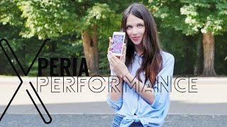 Sony Xperia X Performance: рестайлинг флагмана