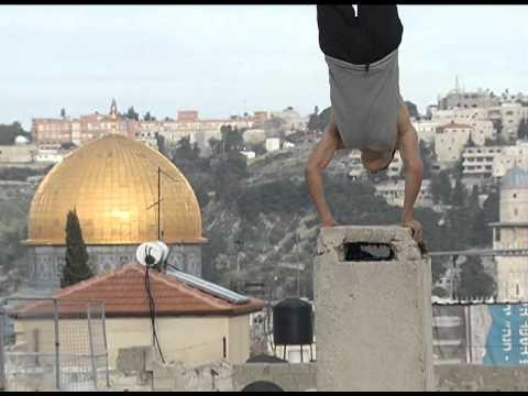 parkour in jerusalem