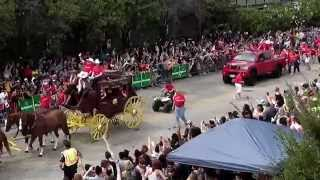 Alan Ross Texas Freedom Parade 2013 Part 1