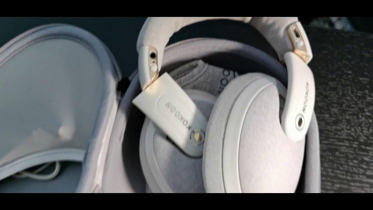 save up to 80% sports shoes united states Kokoon headphones - YouTube