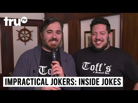 Impractical Jokers: Inside Jokes - Murr Serves Up Insults to Londoners | truTV