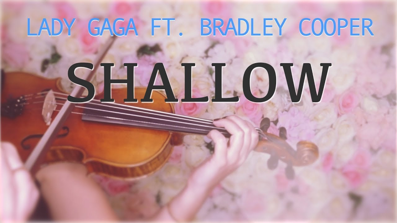 How does the Fiddlerman ARTIST violin really sound?? | Shallow - A Star is  Born