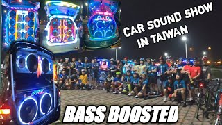 NIGHT RIDE with AHUNAN SA TEAFARM FAMILY/ CAR SOUND SHOW