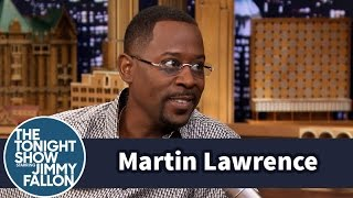 Download Martin Lawrence Brings Jerome in the Tonight Show House Mp3 and Videos
