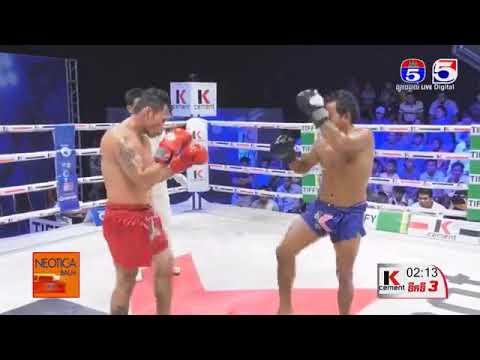 TV5, ការប្រកួតប្រដាល់ ប៉ុស្តិ៍លេខ5,  Knock Out K  Cement, Saturday, December 2, 2017