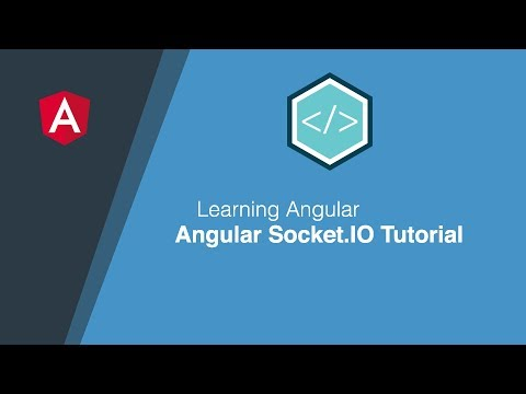 Angular Socket.IO Tutorial