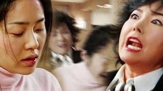 전설급 악녀 이휘향, 도를 넘은 폭력 고현정 미모 '손상' @봄날 10회 20050206